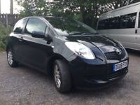 Toyota Yaris 1.0 VVT-i TR 3dr HPI CLEAR 3 MONTH ENGINE AND GEARBOX WARRANTY N...