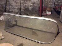 14-16 ft runabout boat windshield