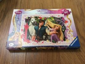 Rapunzel jigsaw puzzle 100 pieces