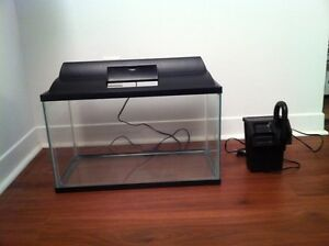 Fish tank used for 1 week only