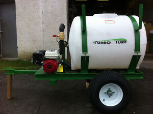 TURBO TURF HYDROSEEDER 100 GALLON