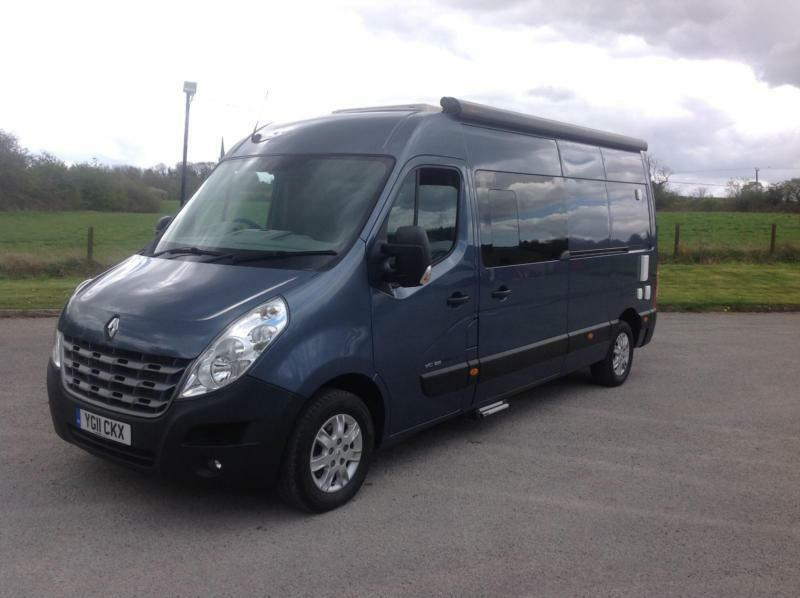 2011 RENAULT MASTER BRAND NEW LUXURY MOTORHOME CAMPER CONVERSION STUNNING