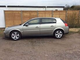 VAUXAHLL SIGNUM VECTRA 2004 MDEL ESTATE DIESEL DRIVES LIKE NEW FORD FIAT RENAULT PEUEGOT KIA SEAT