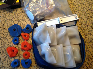 18 x Dry Tooling holds by Ice Holdz