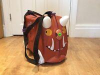 Grufalo Trunki Ride-on Children's Suitcase