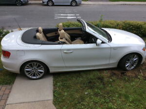 2011 BMW 1-Series Convertible 26000$. 36000 km.