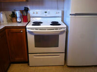 Fridge, Stove, Washer and Dryer for 350$