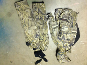 Cableas 4 in 1 parka and bib snow suit