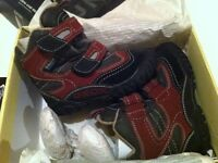 Baby/Toddler GEOX winter boots, size 6.5 little kid