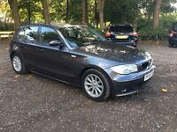 BMW 120 TURBO DIESEL 5 DOOR 05 PLATE