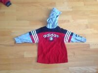 Adidas long sleeve sweater