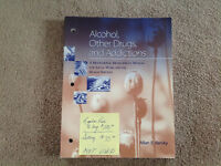 Addictions Counselling Texts