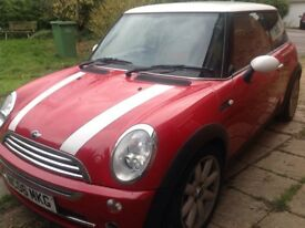 Mini Hatch 1.6 Cooper automatic