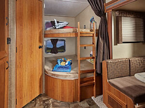 1/2 Ton Towable 5th Wheel with Double Bunks and Slide-out Regina Regina Area image 5