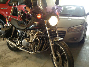 Well loved 1982 Kawi 750 For Sale