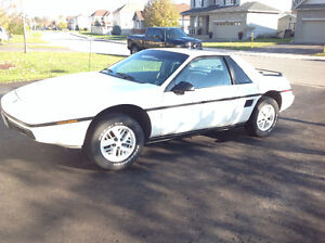 Pontiac Fiero Beautiful Condition Inside and Out