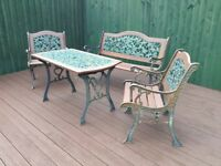 Garden/ patio furniture