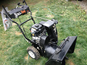 "24""Aries Snow Tec 6.5 hp Snowblower"