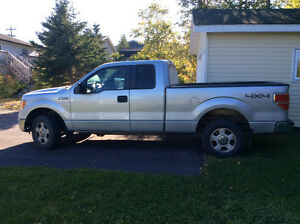 SOLD !!! 2009 Ford F-150 XLT Pickup Truck