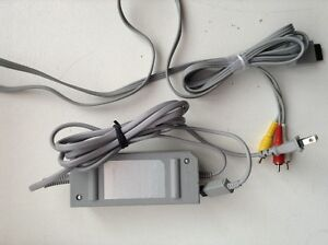 Wii Adapter and Accessories