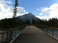 STUDY ENGLISH IN BANFF THIS SUMMER. Classes begin May 19th
