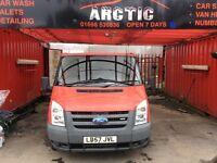 Ford transit ARCTIC VAN SALES