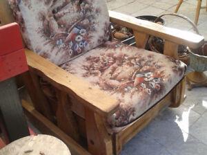 Solid wood Rocker Chair