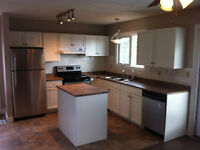 Available Immediately! Main level of House in High River