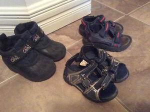 Chaussures garçon - pointure 7 enfant