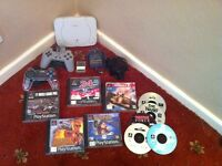 Sony ps one Playstation and games
