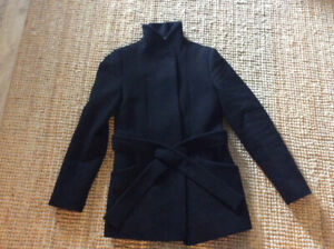 Wilfred cashmere coat - size small (fits size 4 - 8)