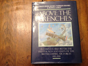Above the Trenches  by Christopher Shores