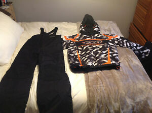 Youth FXR JACKET and Pants