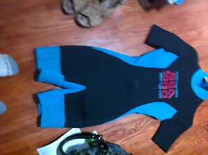 Ladies size 9/10 wetsuit for sale