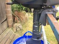 Yamaha 4HP fourstroke outboard engine