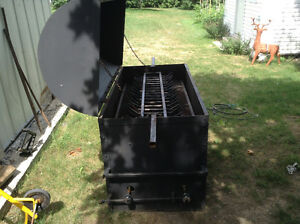 Large Custom Barbeque