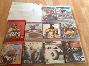 PS3 games for all