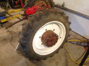 8.3 x 24 Tractor tire