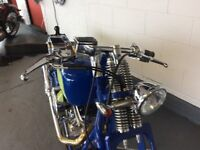 Delivery Available Uk Europe Stunning 1450cc Revtech Bobber Not Harley Davidson Chopper