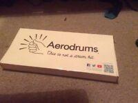 Aerodrums with camera bundle