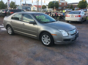 2008 Ford Fusion Se August 22'nd Inspection 4cyl 5spd Warranty