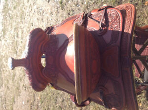 Brand new Billy Cook Saddle