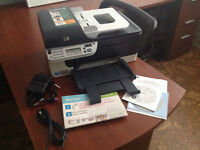 HP inkjet wireless printer
