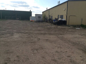 Fenced yard for rent SW Medicine Hat