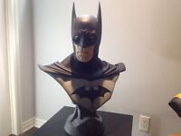 Sideshow life size bust Batman ...Sold out ..