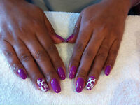 $47 Fill for GEL Nails! $63 for a New Set!!