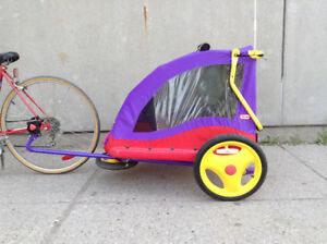Little Tikes - Bike Trailer and Jogger