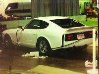 "1973 Datsun 240Z Jim Cook Racing ""California Z""  Widebody"