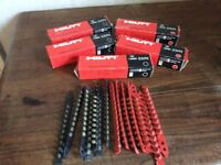 Hilti cartridges fro Hilti DX nail gun.