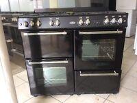 Full gas range cooker